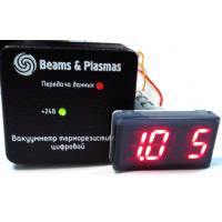Индикатор вакуума LED в панель
